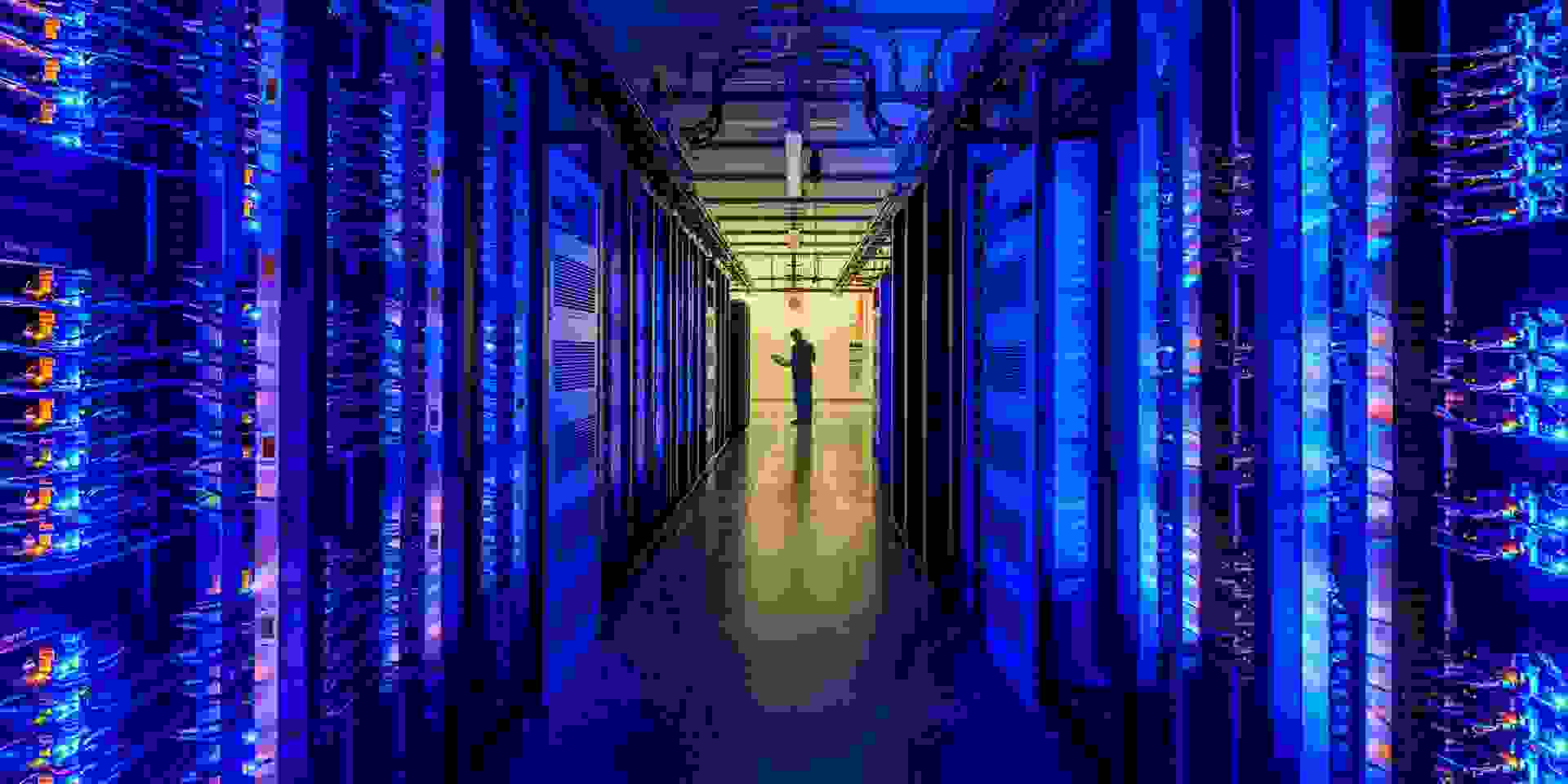 Salesmanager Datacenter Solutions in de Rotterdam OTE 170 K